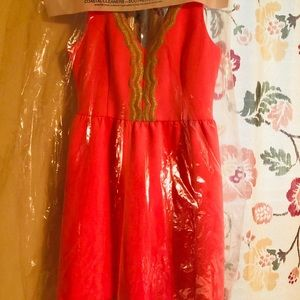 Lilly large dress